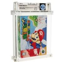 Exemplaire du jeu vidéo dans un boîtier en plastique.