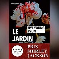 Le jardin est le quatrième roman de l'écrivaine Hye-Young Pyun traduit en français. On aperçoit sur la couverture des fleurs tâchées de sang.
