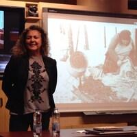 La psychologue et formatrice en sécurisation culturelle Sylvie Roy.