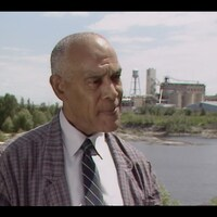L'ancien maire de Kapuskasing, Ted Jewell.