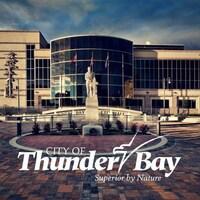 La ville de Thunder Bay.