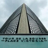 Tour de la Bourse à Montréal