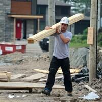 Les travailleurs de la construction seront en congé pour deux semaines