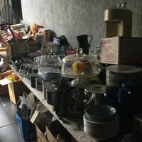 Vente de garage au profit des sinistrés du feu de l'avenue Larivière