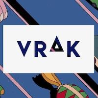 Le logo de VRAK