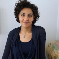 L'auteure Yara El-Ghadban