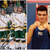 Le championnat des Huskies de la Saskatchewan, la renaissance des Broncos de Humboldt et les succès du boxeur fransaskois Janick Lacroix ont marqué la scène sportive de l'année 2018 en Saskatchewan.