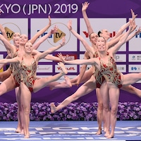 Les Canadiennes médaillées de bronze au Japon