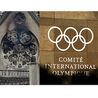 Le CIO participera à l'effort financier pour reconstruire la cathédrale Notre-Dame de Paris.