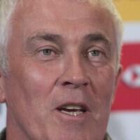 L'entraîneur de rugby anglais Damian McGrath