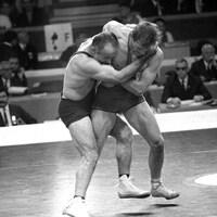 Daniel Robin contre le Turc Mahmut Atalay à Mexico (1968)