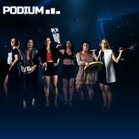 Six athlètes féminines parlent de la vision qu'elles ont de leur corps à Podium.