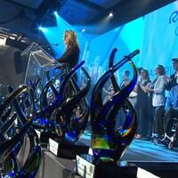 On a rendu hommage aux étudiants qui ont participé aux Jeux de Rio