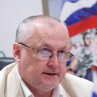 Le directeur général de l'Agence russe antidopage donne une entrevue.