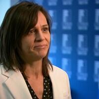 Isabelle Charest, ministre déléguée à l'Éducation et responsable du sport et des loisirs