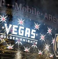 Le T-Mobile Arena à Las Vegas