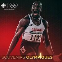 Donovan Bailey aux Jeux olympiques d'Atlanta