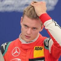 Mick Schumacher en F3 en 2018