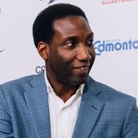 Le directeur général de l'équipe canadienne de basketball, Rowan Barrett