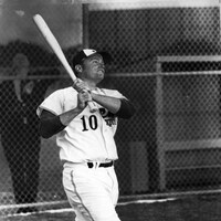 Rusty Staub dans l'uniforme des Expos de Montréal en 1974