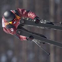 La Canadienne Cassie Sharpe avait remporté la médaille d'or en demi-lune à Pyeongchang.