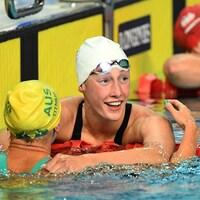 Taylor Ruck aux Jeux du Commonwealth