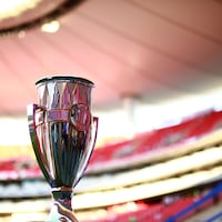 Le trophée de la Ligue des champions de la CONCACAF