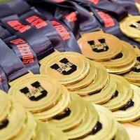 Des médailles de U Sports