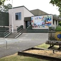 L'École Beausoleil actuelle.