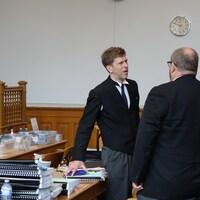 Des avocats en Cour suprême de Terre-Neuve-et-Labrador.