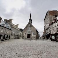 L'église Notre-Dame-des-Victoires