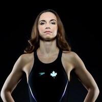 La nageuse Audrey Lacroix - photo de : Darren Calabre.