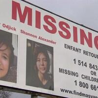Maisy Odjick et Shannon Alexander sont portées disparues depuis 2008.