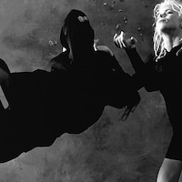 Louise Lecavalier danse avec La La La Human Steps