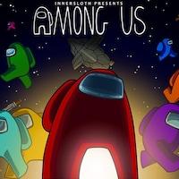 Une image promotionnelle du jeu vidéo Among us.