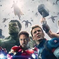 Image du film « Avengers : la guerre de l'infini ».