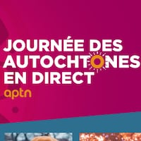 L'affiche de la 'Journée autochtones en direct'