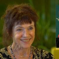 L'écrivaine Nancy Huston.