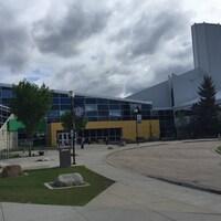Le centre mondial des sciences Telus d'Edmonton