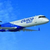 Un avion CRJ900 Next Generation de Bombardier