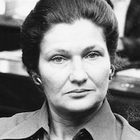 La politicienne française Simone Veil
