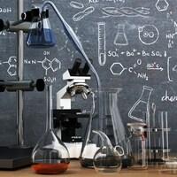 Laboratoire scientifique