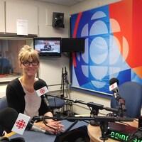 Gabrielle Desbiens, directrice générale de Culture Saguenay-Lac-St-Jean.