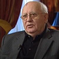 Mikhaïl Gorbatchev.