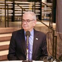 Le commissaire de l'Unité permanente anticorruption Robert Lafrenière