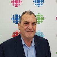 Simon Keslassy, président de l'association Communauté Juive Marocaine de Toronto
