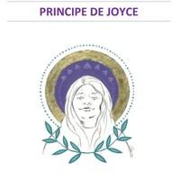 Couverture du « Principe de Joyce » représentant le visage stylisé de Joyce Echaquan