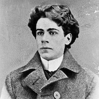 Le poète Émile Nelligan.