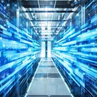 Illustration d'un centre de données.