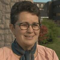 Liane Roy est présidente-directrice générale du Collège communautaire du Nouveau-Brunswick.